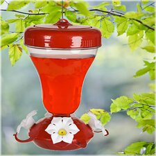 Primrose Top Fill Hummingbird Feeder