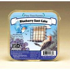 Suet Cake Blueberry Wild Bird Food