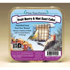 Suet Cake Fruit / Berry / Nut Wild Bird Food