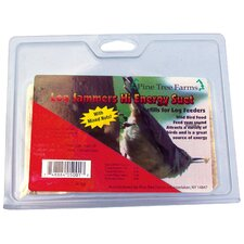 Hi-Energy Log Jammer Wild Bird Food