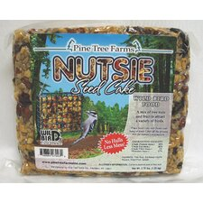 Nutsie Cake Wild Bird Food