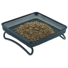 Compact Tray Bird Feeder