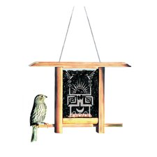 Dancing Sun Teahouse Hopper Bird Feeder