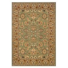 <strong>LR Resources</strong> Adana Green/Gold Rug