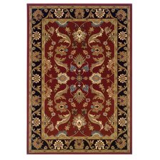 <strong>LR Resources</strong> Adana Red/Black Persian Rug