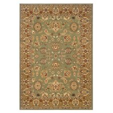 Adana Green/Gold Persian Rug