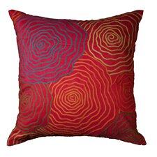 Azuma Geranium Polyester Pillow