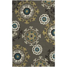 Enchant Grey Rug