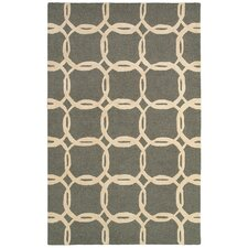 <strong>LR Resources</strong> Dazzle Ash/Beige Rug