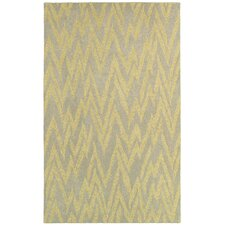Dazzle Gray/Gold Rug