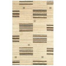 <strong>LR Resources</strong> Kasteli Natural Beige Rug