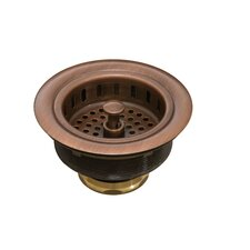 "3.5"" Basket Strainer"