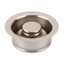 "3.5"" Disposal Flange and Stopper"