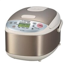 <strong>Zojirushi</strong> Micom 3 Cup Rice Cooker and Warmer
