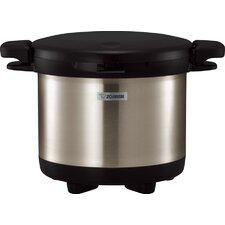 6-Quart Thermal vaccuum Cooking Pot
