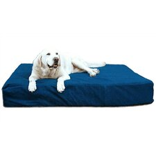 "8"" BioMedic Memory Foam Dog Pillow"