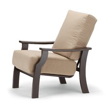 St. Catherine Deep Seating Chair and Ottoman with Cushion