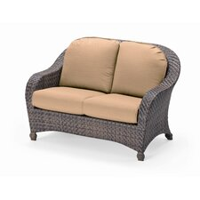 Key Biscayne Settee with Cushions