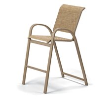 Aruba II Bar Height Stacking Café Chair