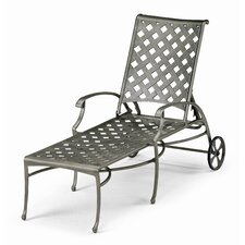 Bella Lucca Cast Chaise Lounge