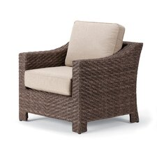Lake Shore Deep Seating Arm Chair with Cushions