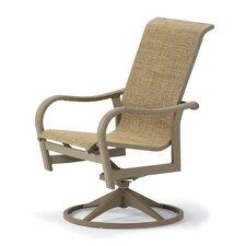 Ocala Swivel Dining Arm Chair (Set of 2)