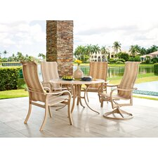 <strong>Telescope Casual</strong> Ocala 5 Piece Dining Set