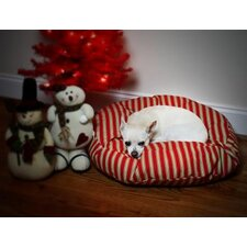 Holiday Dog Pillow