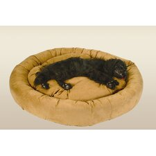 <strong>Snoozer Pet Products</strong> Round Bolster Dog Bed