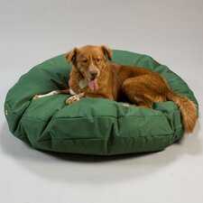 Waterproof Round Dog Pillow