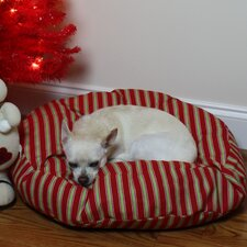 Holiday Dog Bed