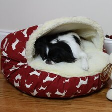 Cozy Cave Dog Dome