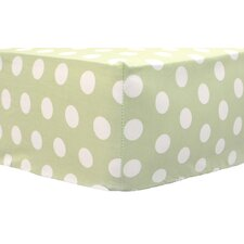 Pixie Baby Polka Dot Sheet
