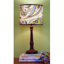 Paisley Splash Table Lamp