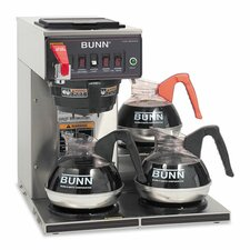 Commercially Rated Automatic Coffee Maker