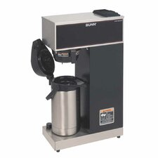 <strong>Bunn</strong> Airpot Coffee Brewer with Black Accents