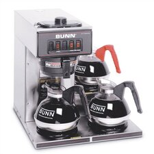 <strong>Bunn</strong> VP17-3 Pourover Coffee Maker