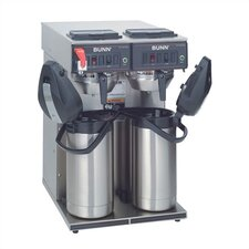 <strong>Bunn</strong> CWTF Twin-APS Automatic Dual Airport Brewer