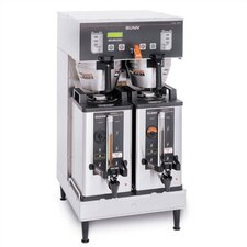 BrewWise Dual Soft Heat Brewer with Digital Brewer Control