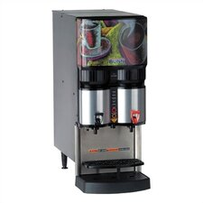 1LCA-2 - Liquid Coffee Ambient Dispenser with Two Heads (LiquiBox, High-Product-Ratio)