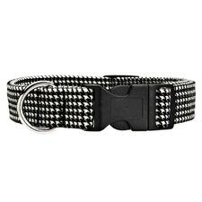 Triple Layer Tattersal Dog Collar