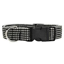 Triple Layer Tattersal Dog Collar