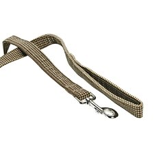 Stylish Triple Houndstooth Layer Dog Leash