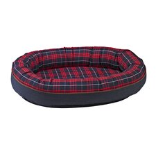 Diam Cotton Orbit Dog Bed