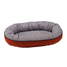 Diam Cotton Orbit Donut Dog Bed