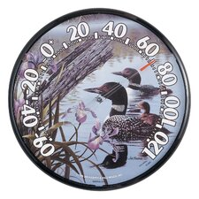 Loons Thermometer