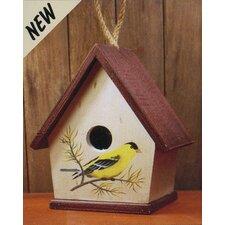 Goldfinch Bird House