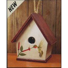 Hummingbird Bird House