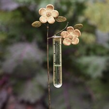 Apple Blossom Rain Gauge
