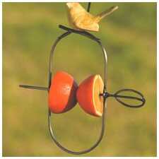 Ceramic Fruit Spear Decorative Bird Feeder